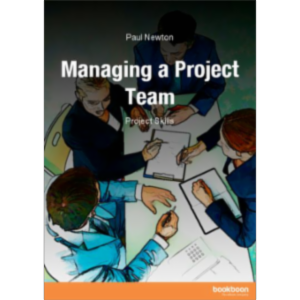 Managing a Project Team - Project Skills icon