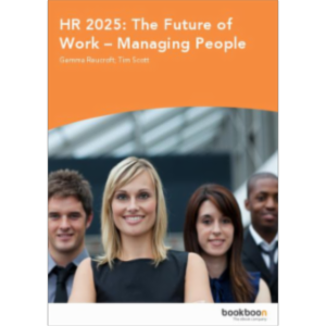 HR 2025: The Future of Work – Managing People icon