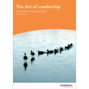 The Art of Leadership - 500 quotes on how to lead others icon