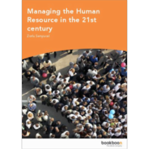 Managing the Human Resource in the 21st century icon