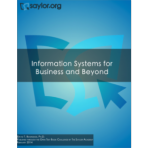 Information Systems for Business and Beyond icon