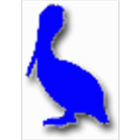 Blue Pelican Java icon