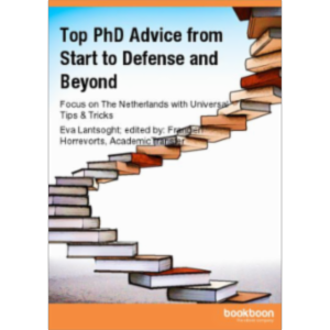 Top PhD Advice from Start to Defense and Beyond icon