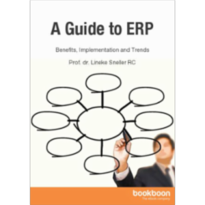 A Guide to ERP- A Guide to ERP Benefits, Implementation and Trends icon