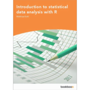 Introduction to statistical data analysis with R icon