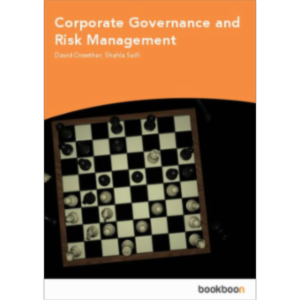 Corporate Governance and Risk Management icon
