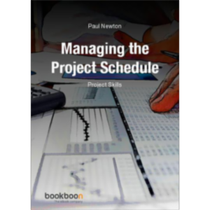 Managing the Project Schedule: Project Skills icon