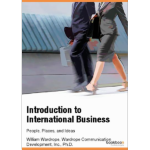 Introduction to International Business: People, Places, and Ideas icon