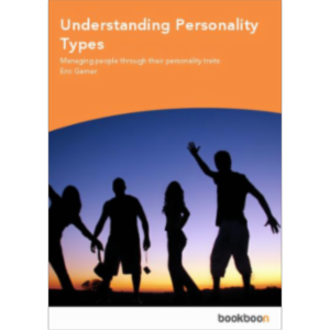 Understanding Personality Types: Managing people through their personality traits icon