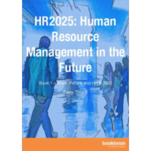 HR2025: Human Resource Management in the Future Book 1 – Work, People and HR in 2025 icon