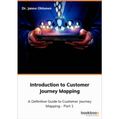 Customer Journey Mapping icon