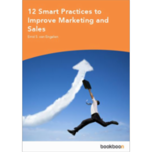 12 Smart Practices to Improve Marketing and Sales icon