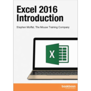 Excel 2016 Introduction icon