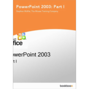 PowerPoint 2003: Part I icon
