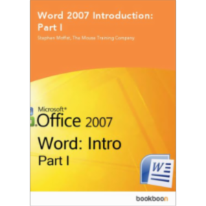 Word 2007 Introduction: Part I icon