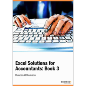 Excel Solutions for Accountants: Book 3 icon