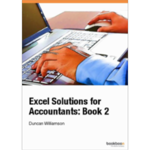 Excel Solutions for Accountants: Book 2 icon