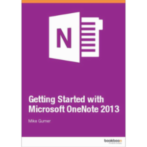 Getting Started with Microsoft OneNote 2013 icon