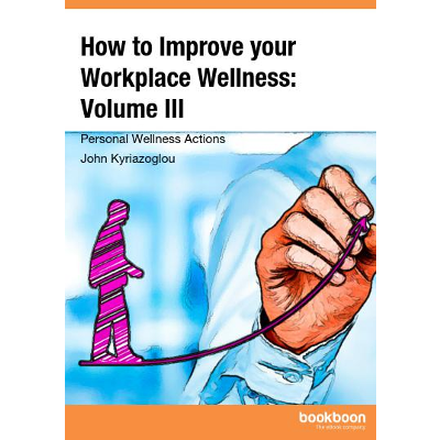 How to Improve your Workplace Wellness: Volume III Personal Wellness Actions icon