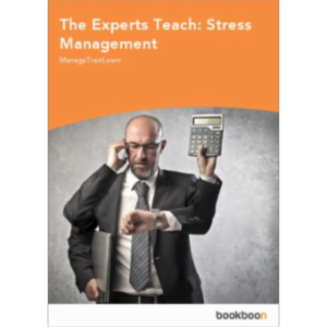 The Experts Teach: Stress Management icon