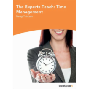 The Experts Teach: Time Management icon