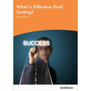 What is Effective Goal Setting? icon