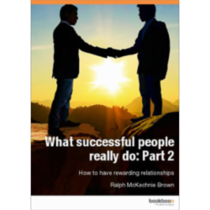 What successful people really do: Part 2 How to have rewarding relationships icon