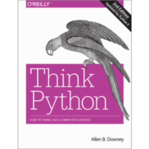 Think Python 2e icon