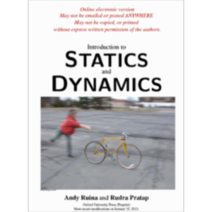 Introduction to Statics and Dynamics icon