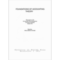 Foundations of accounting theory icon