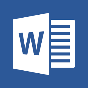 MS Word training icon