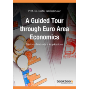 A Guided Tour through Euro Area Economics: Basics – Methods – Applications icon