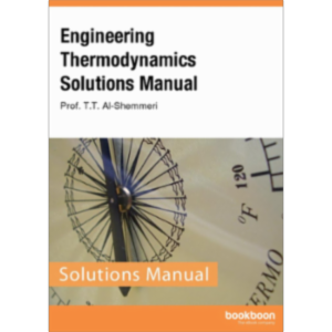 Engineering Thermodynamics Solutions Manual