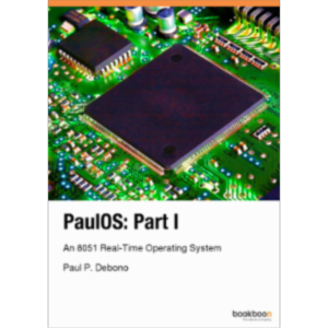 PaulOS: Part I An 8051 Real-Time Operating System icon