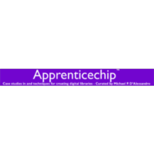 Apprenticechip - Case studies in and techniques for creating digital libraries for apprentice learners icon