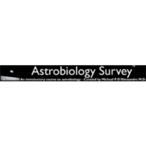 Astrobiology Survey - An introductory course on astrobiology icon