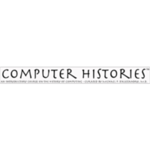 Computer Histories - An introductory course on the history of computing icon