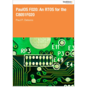PaulOS F020: An RTOS for the C8051F020 icon