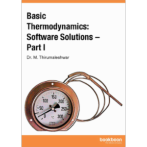 Basic Thermodynamics: Software Solutions – Part I icon