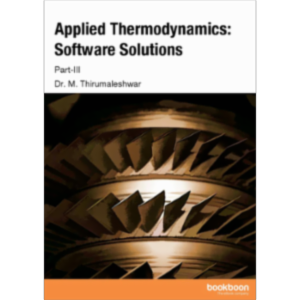 Applied Thermodynamics: Software Solutions Part-III icon