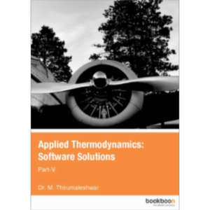 Applied Thermodynamics: Software Solutions Part-V icon