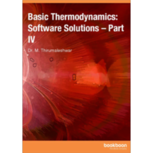 Basic Thermodynamics: Software Solutions – Part IV icon