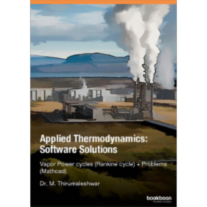 Applied Thermodynamics: Software Solutions Vapor Power cycles (Rankine cycle) + Problems (Mathcad) icon