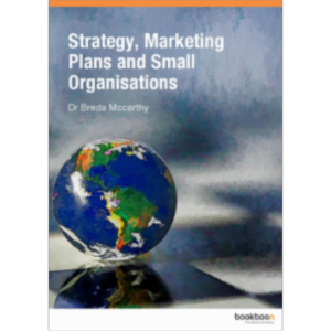 Strategy, Marketing Plans and Small Organisations icon