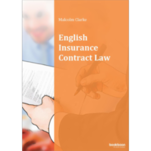 English Insurance Contract Law icon