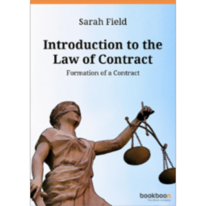 Introduction to the Law of Contract: Formation of a Contract