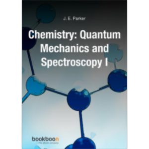 Chemistry: Quantum Mechanics and Spectroscopy I icon