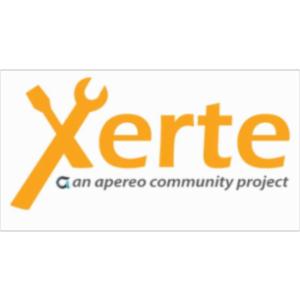 Xerte Online Toolkits:  OER/CC/A  Authoring and Editing Tools icon