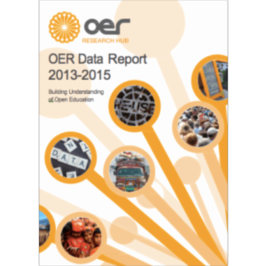 OER Data Report (2013-2015) icon