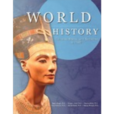 World History: Cultures, States, and Societies to 1500 icon